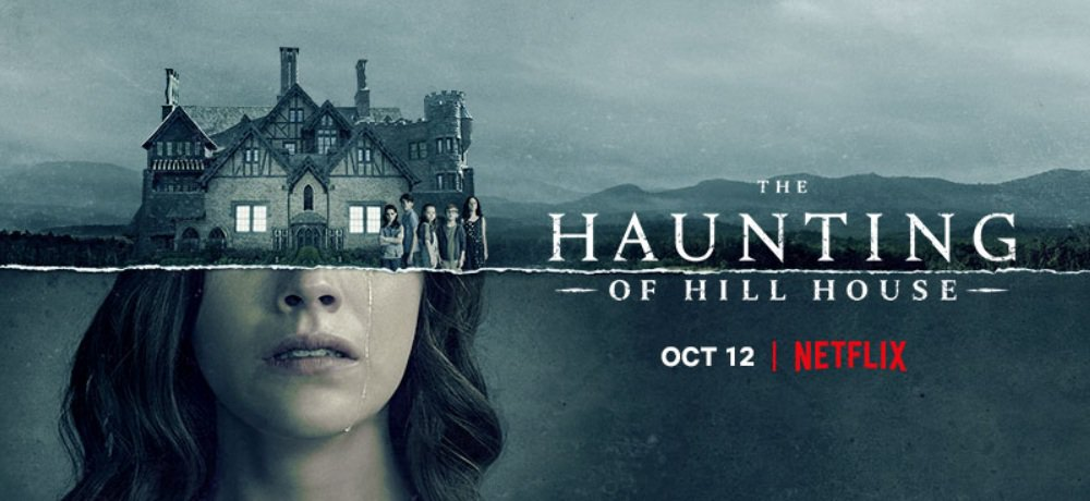Netflix Original Content The Haunting Of Hill House Nocable